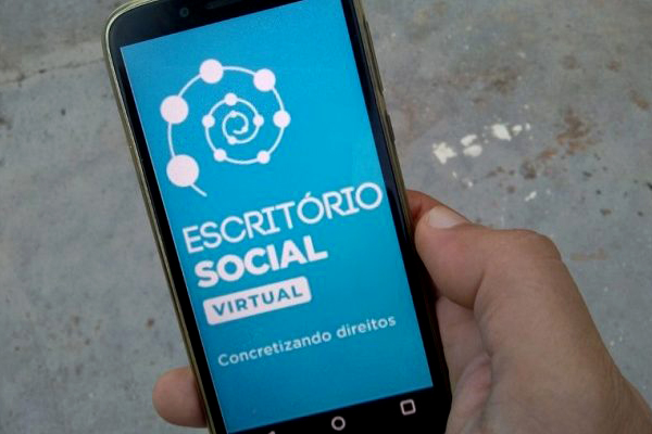 Aplicativo Escritorio Social Virtual